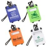Logo Branded Travel Tote Luggage Tag