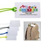 PVC Plastic ID Card Tag Custom Imprinted
