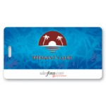 """Full Color Write On Tag (Rectangle 2.25""""x4.25"""") Logo Branded"""