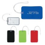 Custom Imprinted Journey Luggage Tag