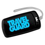 Traveler Rectangular Luggage Tag Custom Imprinted