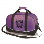 Custom Imprinted The Journeyer Travel Bag - Purple