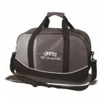 Custom Printed The Journeyer Travel Bag - Grey