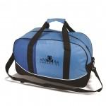 Custom Imprinted The Journeyer Travel Bag - Blue
