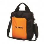 Custom Imprinted The Vertical Laptop Shoulder Bag - Orange