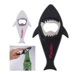 Shark Shaped Bottle Opener Custom Imprinted