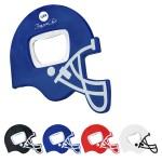 Football Helmet Bottle Opener Logo Branded