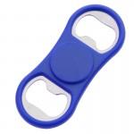 Logo Branded Extend A Fun Fidget Spinner Bottle Opener (BLUE)