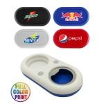 2-in-1 Magnet Bottle Opener 2-in-1 Magnet Bottle Opener - Full Color Logo Branded