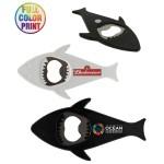 Logo Branded Shark Beer Bottle Opener