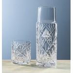 Custom Engraved Executive Water Set (2 Piece Set)