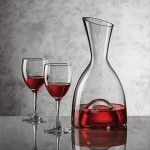 Custom Imprinted Rathburn Carafe & 2 Wine Glasses