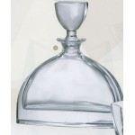 Nemo Collection Crystal Decanter Custom Engraved