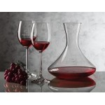 Senderwood Carafe & 4 Wine Glasses Custom Imprinted