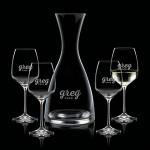 Promotional Barham Carafe & 4 Wine
