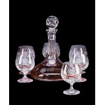 Custom Imprinted 7 Piece Trafalgar Brandy Set