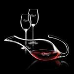 Promotional Reyna Carafe & 2 Wine