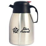50 Oz. Vacuum Thermal Coffee Carafe Custom Imprinted