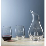 Logo Branded Vinery Wine Set (3 Piece Set)