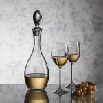 Malvern Decanter & 2 Wine Glasses Logo Branded
