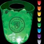 Custom Printed 125 Oz. 5 Light Champagne Bucket