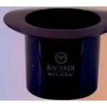 Custom Printed Plastic Top Hat Ice Bucket