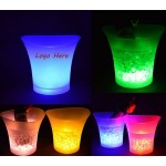 Personalized LED Ice Bucket