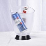 Ice Bucket w/Stand Logo Branded