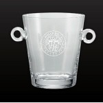 Promotional Lead-Free Crystal Ice Bucket/Champagne Cooler