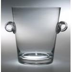 "Promotional Tuscan Sun Ice Bucket Award - Lead Crystal (7""x6"")"