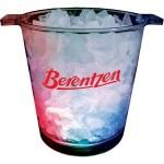 Personalized 200 Oz. Light-Up Styrene Ice Bucket