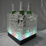 LED Ice Bucket Custom Imprinted