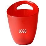 Plastic Ice Bucket Custom Imprinted