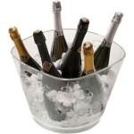 Logo Branded Ideal 6 Bottle Party Bucket