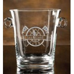 Custom Engraved Small Classic Ice Bucket