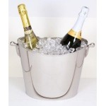 Custom Engraved Chevalier Oval Wine/Champagne Cooler