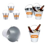 Promotional Metal Ice Bucket Pails