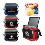 12 Can 600D Polyester Cooler Bag Logo Branded