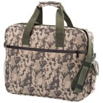 Camo Insulated Picnic Cooler Custom Imprinted