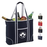 Custom Imprinted Extra Large Cooler Bag - 30 Can