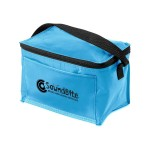 Logo Branded Insulated 6 Pack Cooler