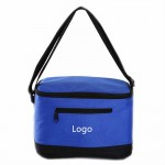 Custom Imprinted Large Insulated Lunch Tote Bag Cooler Box