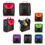 Custom Printed Poly Foil Lined Cooler Lunch Bag
