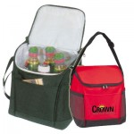 Custom Imprinted Picnic Cooler W/ Detachable Lining