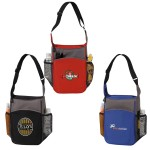 "Custom Printed Picnic Insulated Lunch Bag (7""x10.5""x5"")"
