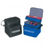 Logo Branded Deluxe Double Compartment Cooler Lunch Bag