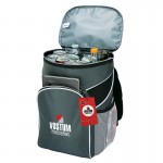 Victorville Backpack Cooler & Hangtag Custom Imprinted
