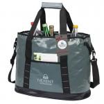 Custom Printed Glacier Cooler Bag & Hangtag