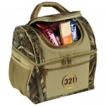 Custom Printed Ultimate Realtree MAX-5 Camo Lunch 16 Can Cooler