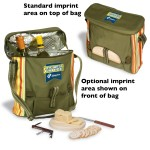 Daypack Picnic Cooler Custom Imprinted